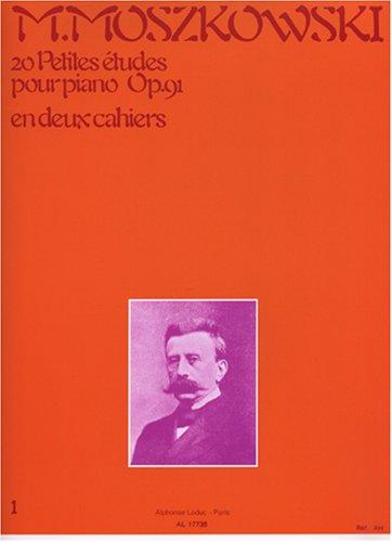 20 PETITES ETUDES OP91 VOLUME 1 PIANO