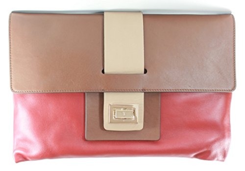Anya Hindmarch , Damen Clutch braun braun (Anya Clutch Hindmarch)