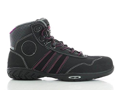 Aumento Mujer S3 Del Basculador De Seguridad Zapatos 5wqnXTvq