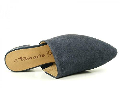 Tamaris 27304, Mocassini Donna Blau