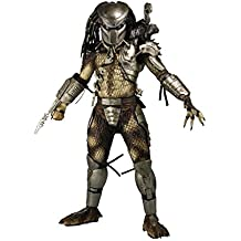NECA - Jungle Hunter Predator con luz, Figura de 45 cm, Predator (NEC0NC51527)