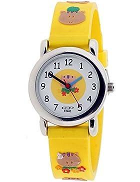 At Time Unisex Kinder-Armbanduhr 454-1802-12