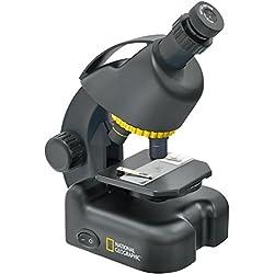 National Geographic 40-640X Microscopio con Adattatore per Smartphone