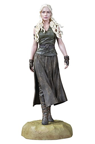 Game of Thrones Figur Daenerys Targaryen 19cm PVC (Game Of Thrones Kostüm Details)