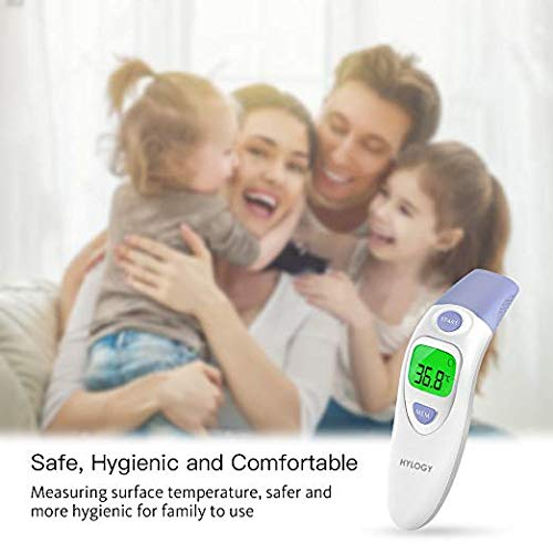 Hylogy 4 in 1 Fieberthermometer - 6