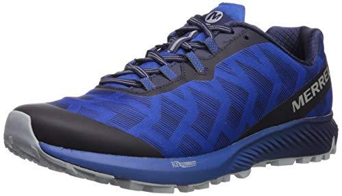 Merrell Agility Synthesis Flex, Zapatillas de Running para Asfalto para Hombre, Azul (Cobalt), 46.5 EU