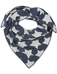 da4aea2c61345e Cashmere Dreams Dreieckstuch mit Kaschmir - Hochwertiger Schal mit Sternen  für Baby-s Jungen und…