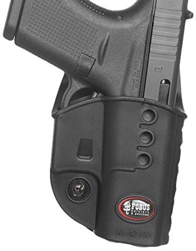 Fobus Modell gl42ndlhbh Glock 42links Hand Belt Holster (Glock 42 Hand-gun)