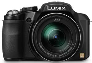 "Panasonic Lumix DMC-FZ62EF-K Appareil photo Bridge Ecran 3"" (7,62 cm) 16,1 Mpix Zoom Optique Leica 24x Noir"