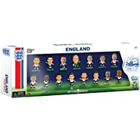 SoccerStarz England International 15-Figurine Team Pack