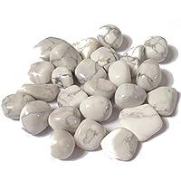 Weiß Howlith Trommelstein Kristall–Heilung Kristall–Inspiration, Kreativität, beruhigend, Kristall Therapie... preisvergleich bei billige-tabletten.eu