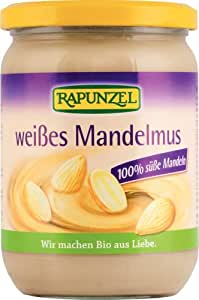 Rapunzel Mandelmus weiß, 1er Pack (1 x 500 g) - Bio