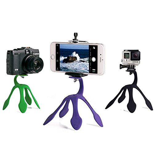 MASUNN Mini Stativ Mount Portable Flexible Ständer Halter Für Iphone Smartphone Gopro Sjcam Xiaomi Yi Camera Flexibles Stativ