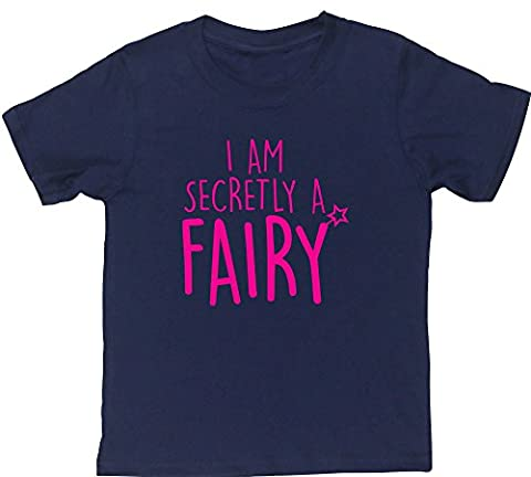 HippoWarehouse Mädchen T-Shirt Gr. 8 Jahre,