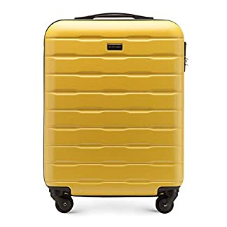 WITTCHEN A-line I Collection Trolley para portátiles, 54 cm