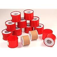Heftpflaster 12 Stück (2,5m x 2,5cm pro Rolle) Rollenpflaster Pflaster Wundpflaster Pflasterstreifen 067 preisvergleich bei billige-tabletten.eu