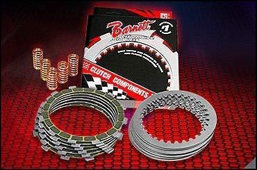 Barnett Fahrrad Kupplungssatz für Suzuki MB000001668 (Fahrrad Barnett)
