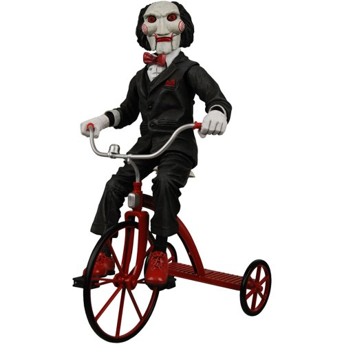 assics - Saw Puppet on Tricycle 12