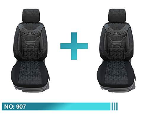 Coprisedili per VW T-Roc conducente e passeggero 907