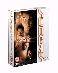 Sliders: The Complete Season 3 [DVD] [1996]