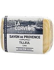 La Corvette Savon de Provence Tilleul 100 g