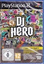 PS2 - DJ Hero