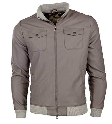 Jack & Jones Herren Übergangsjacke EVOLUTION Grau