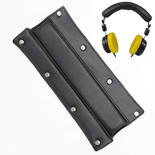 Head Wearing Headband for Sony for Sennheiser for Beyerdynamic for Grado Headphone (Black)