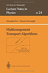 Multicomponent Transport Algorithms (Lecture Notes in Physics Monographs)