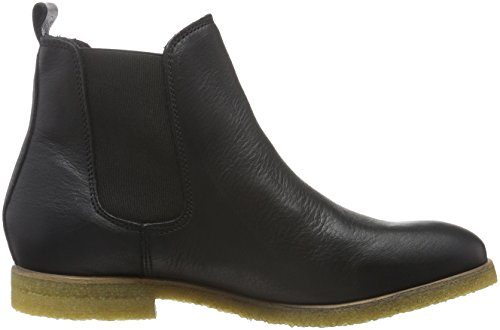 Shoe the Bear Friday L, Bottes Chelsea Femme Noir (Black)