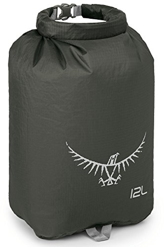 OSPREY Ultralight 12 L Bolsa Impermeable, Gris