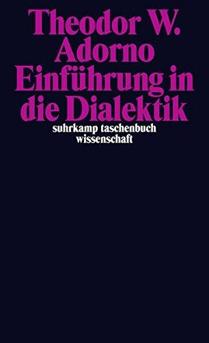 Einführung in die Dialektik