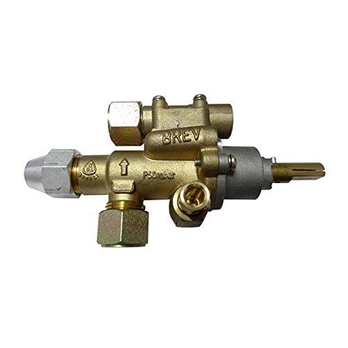 Pilot-ventil (Earth Star Gute Qualität Catering, Kochen Anlagen 22S Gas Ventil mit Pilot und Olive Komponenten)