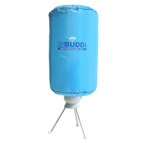 DriBuddi mobiler Wäschetrockner für 18 Kleidungsstücke   Dri Buddi - das Wäschetrockner-Platzwunder   kompaktes und offenes Trockensystem   trocknet Wäsche schnell und einfach