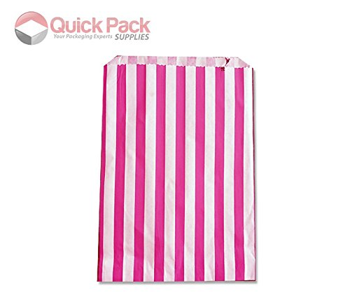 30-pack-5-x-7-pink-sweet-striped-paper-bags