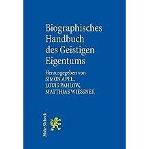 Biographisches Handbuch des Geistigen Eigentums