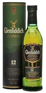 Glenfiddich 20cl Single Malt Whisky- 12 YEAR from Glenfiddich