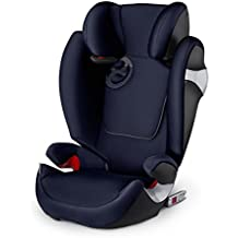 Cybex SOLUTION M-FIX Midnight Blue,navy blue