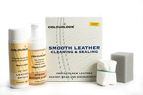 Colourlock pelle Shield Clean & Care Kit - Forte
