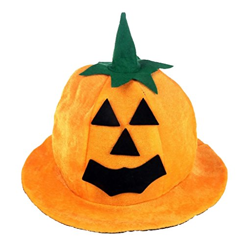 Kürbishut Halloween-Kostüm-Abendkleid-Partei Liefert Requisiten ()