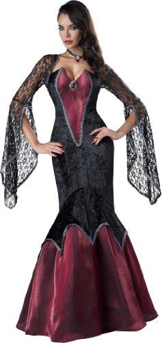 Gefährliche Schönheit Vampirin Kostüm für Damen - XL