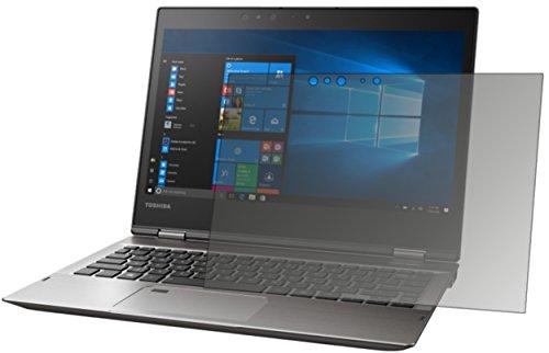dipos I Blickschutzfolie matt passend für Toshiba Portégé X20W Sichtschutz-Folie Bildschirm-Schutzfolie Privacy-Filter