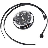GOFORJUMP 3-in-1-Digitalauto-Uhr-Zeit-Thermometer-Voltmeter-Innentemperatur-Spannungs-Messger/ät-LED-Anzeige