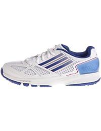 pretty nice 884f6 19773 Adidas Adizero Prime Indoor Hallenschuhe Handballschuhe weißblaurot