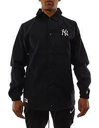 Chaqueta New Era – Mlb New York Yankees Team Apparel Coaches azul/blanco talla: