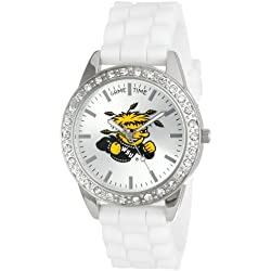 """Game Time Damen COL-FRO-WST """"Frost"""" Armbanduhr - Wichita State"""