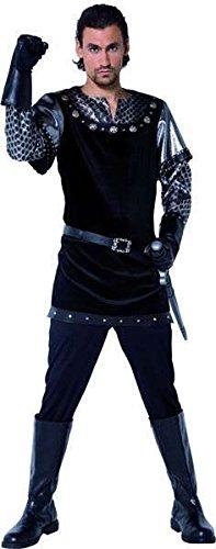Nottingham Erwachsene Kostüme Sheriff Von (Kostüm sheriff nottingham, Größe)