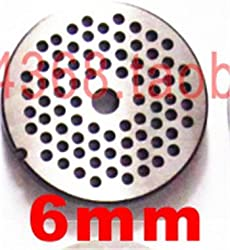 Pinkdose Red: Xmt-Home Stainless Steel Nozzle for Meat Grinder for 32 Grinder 99Mm Nozzles 1Pc
