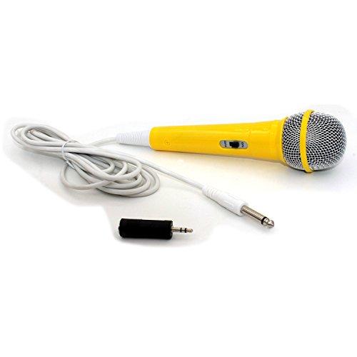 zramor-th218-professionale-rosa-color-microfono-per-bambini-karaoke-canta-machine-works-con-la-macch