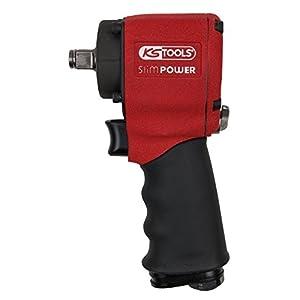 KS Tools 515.1240 1/2″ SlimPOWER Hochleistungs-Druckluft-Schlagschrauber 1.050Nm
